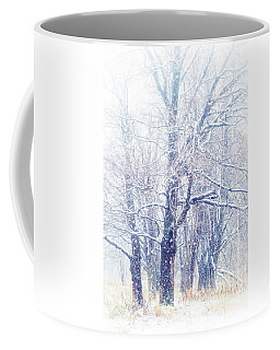 First Snow. Dreamy Wonderland Coffee Mug