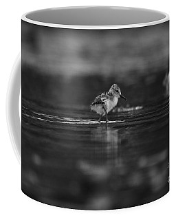 Coffee Mug featuring the photograph   First Steps by John F Tsumas