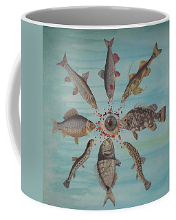 An Artist's Worst Fear Coffee Mug