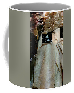 Fish Filets Coffee Mug