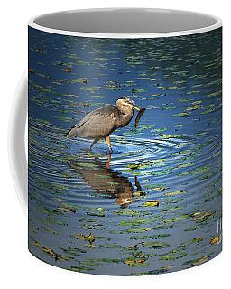 Fish For Dinner Coffee Mug