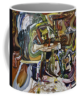 Fish Supper Coffee Mug