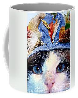 Fisher Cat Coffee Mug