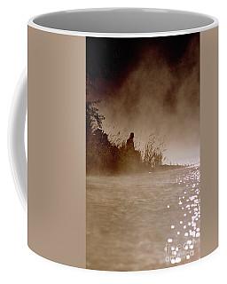 Fisher In The Mist Coffee Mug
