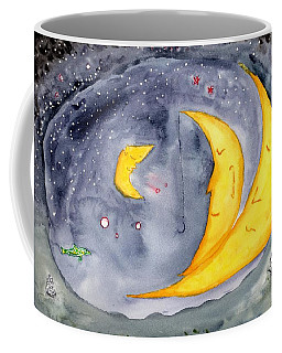Fisher Moon Coffee Mug