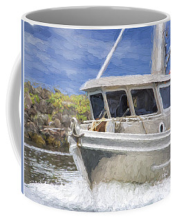 Fisherman's Prayer - West Coast Art Coffee Mug