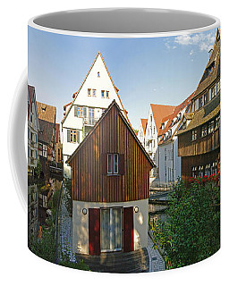 fishermens quarter in Ulm Coffee Mug