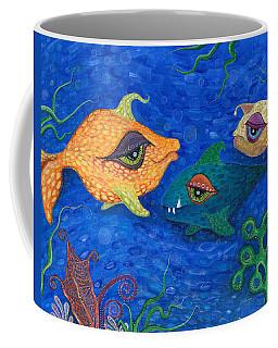 Fishin' For Smiles Coffee Mug