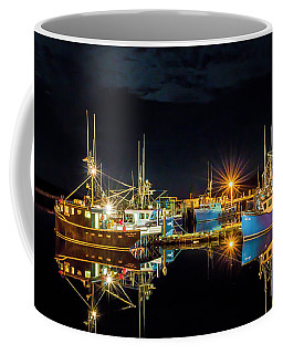 Fishing Hamlet Coffee Mug