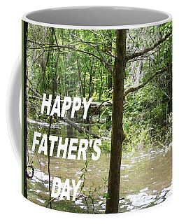 Dads Fishing Hole Coffee Mug