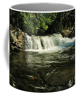 Coffee Mug featuring the photograph Fishing Hole by Sherman Perry