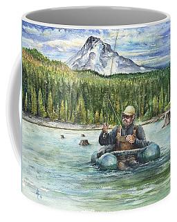 Fishing Laurance Coffee Mug