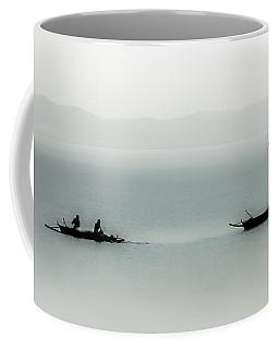 Fishing On The Philippine Sea   Coffee Mug