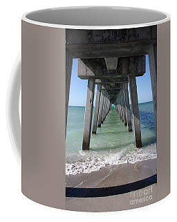 Fishing Pier Architecture Coffee Mug