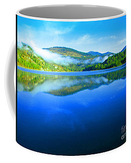 Fishing Spot 5 Coffee Mug by Greg Patzer