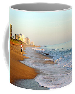 Fishing The Atlantic Coffee Mug