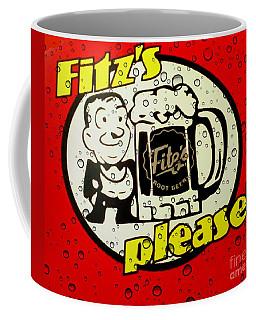 Fitz's Please All Wet Coffee Mug