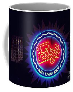 Fitz's Restaurant 2 Coffee Mug