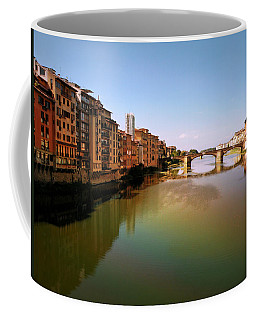 Coffee Mug featuring the photograph Fiume Di Sogni by Micki Findlay