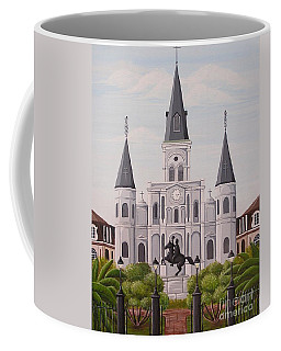 Five Fifteen In New Orleans Coffee Mug