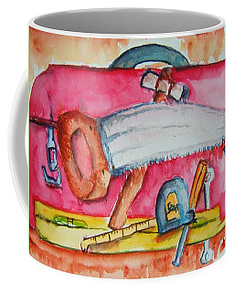 Fix And Finish It Coffee Mug