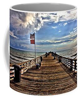 Flagler Pier Coffee Mug