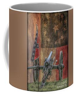 Flags Of The Confederacy Coffee Mug