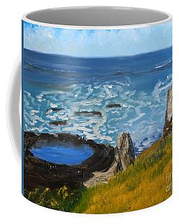 Flagstaff Point  Coffee Mug