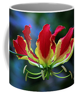 Flame Lily II Coffee Mug