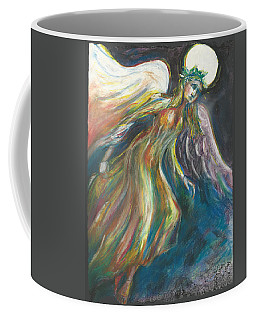 Flame Coffee Mug by Melinda Dare Benfield