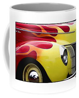 Flamed Ford Coffee Mug
