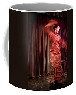 Coffee Mug featuring the photograph Flamenco Series 13 by Catherine Sobredo