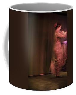 Coffee Mug featuring the photograph Flamenco Series 8 by Catherine Sobredo