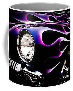 Flaming Classic Coffee Mug by Joann Copeland-Paul