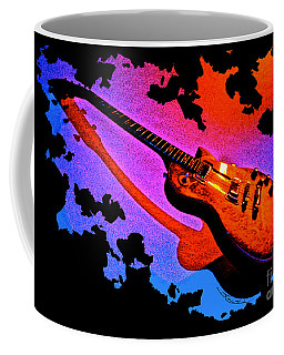 Flaming Rock Coffee Mug