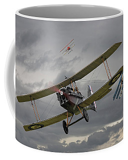Flander's Skies Coffee Mug
