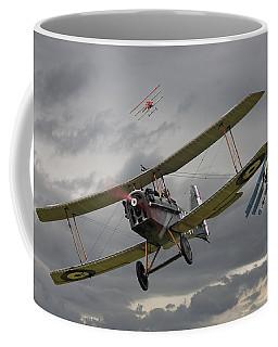 Flander's Skies Coffee Mug by Pat Speirs