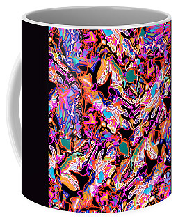 Flash Mob Coffee Mug by Expressionistart studio Priscilla Batzell