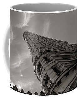 Flat Iron Building Coffee Mug