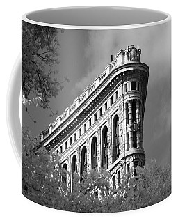 New York City - Flat Iron Prow Coffee Mug