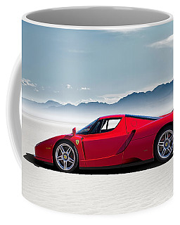 Flat Out  Coffee Mug