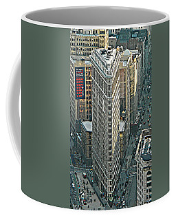 Flatiron Building Nyc 1 Coffee Mug