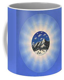 Flatiron Mandala Coffee Mug