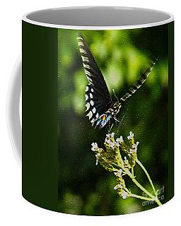 Flattering Flutter Coffee Mug