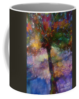 Flavours Of Autumn Coffee Mug by Klara Acel