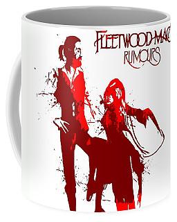 Fleetwood Mac Rumours Coffee Mug