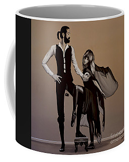 Fleetwood Mac Rumours Coffee Mug by Paul Meijering