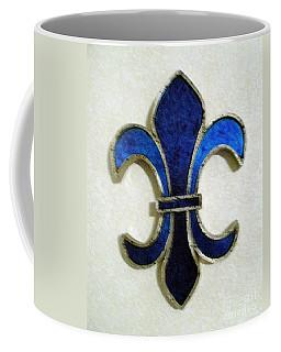 Coffee Mug featuring the photograph Fleur De Lis by Joseph Baril