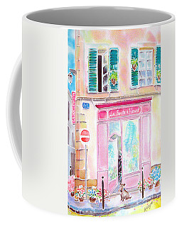 Fleuriste Coffee Mug