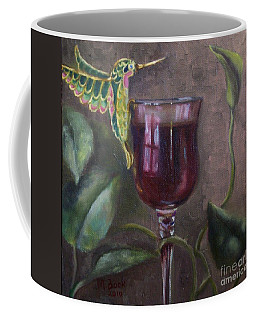 Flight Of Fancy Coffee Mug by Marlene Book
